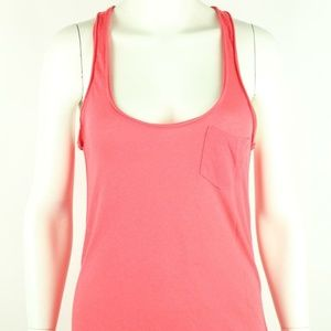 American Eagle Outfitters Womens Tank Top Orange